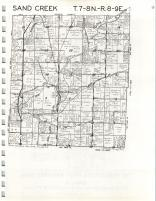 Map Image 012, Jennings County 1972